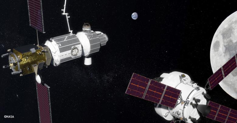 El trabajo de SENER Aeroespacial en la Luna: la futura estación espacial LOP-G