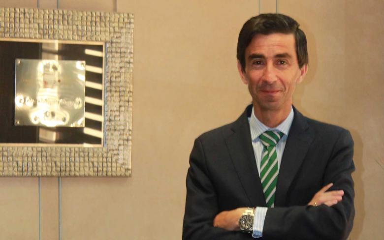 Luis García joins the SENER group as the Director of Corporate Development
