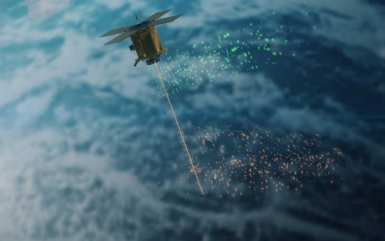 E.T.PACK: 'kit' autónomo de desorbitado basado en una amarra espacial electrodinámica