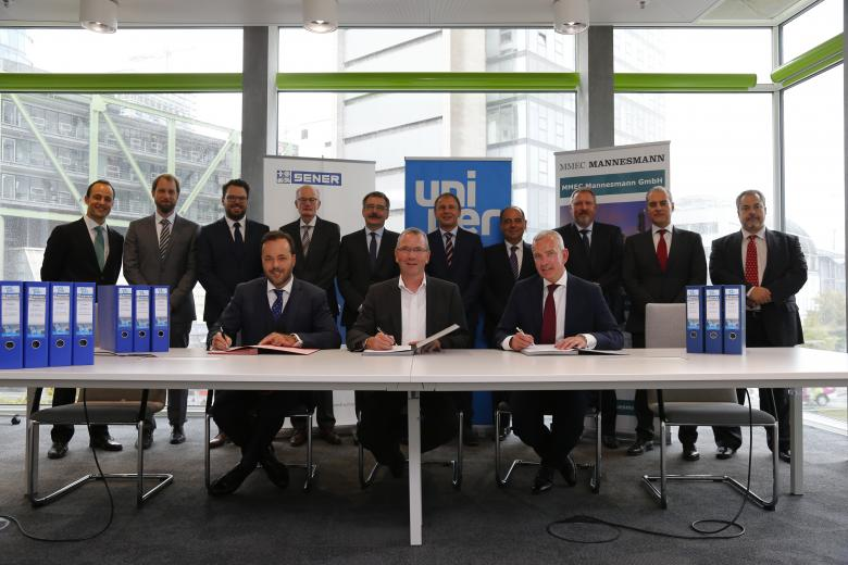 SENER and MMEC Mannesmann win the EPC contract for a combined heat and power plant for Uniper in Germany