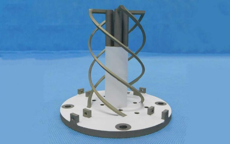 SENER Aeroespacial and CATEC develop a 3D-printed metal antenna for the European Space Agency's PROBA-3 space mission