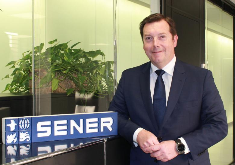 Rafael Orbe, new General Manager of Defense at SENER Aeroespacial