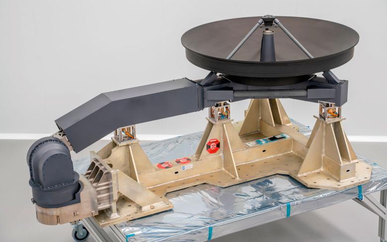 SENER Aeroespacial participa en cinco equipos clave de Solar Orbiter