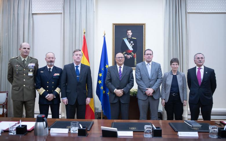 GMV, SENER Aeroespacial and TECNOBIT-GRUPO OESIA to lead the Remote Carrier Technology Pillar for the NGWS/FCAS defense project