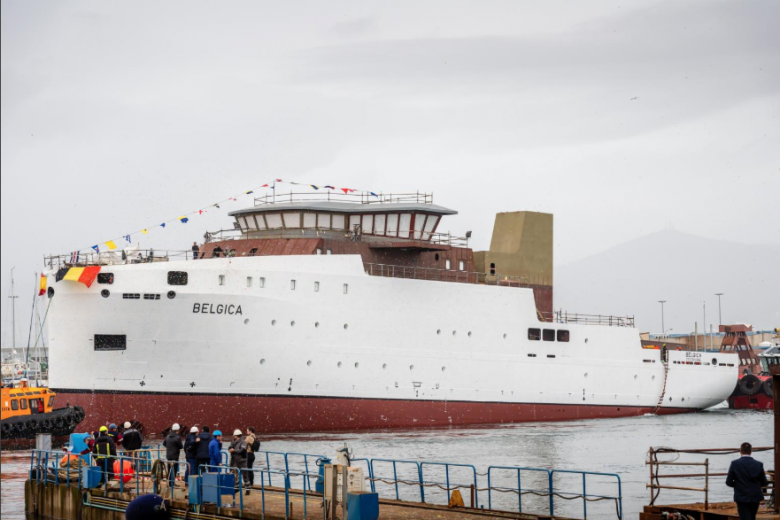 FREIRE SHIPYARD RELIES ON FORAN TO BUILD HULL-723, AN OCEAN RESEARCH VESSEL FOR THE BELGIAN GOVERNMENT
