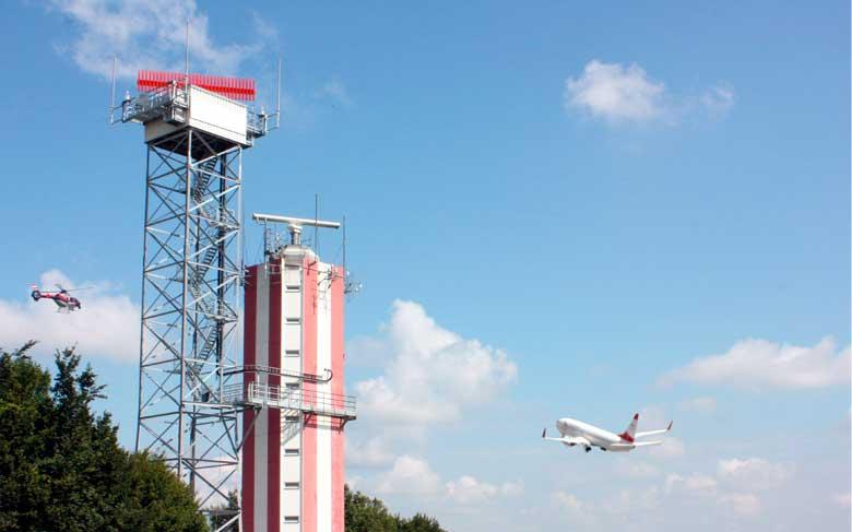 SENER Aeroespacial Control de Tráfico Aéreo
