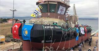 SEAPLACE, a ship design and offshore engineering company relies on FORAN V80R3.0 for the conceptual, basic and detailes  design of the recently launched tugboat, CASPIAN FAUNA.