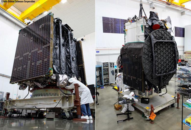 Lanzados con éxito los satélites Galaxy 30 y MEV-2, con equipos de SENER Aeroespacial