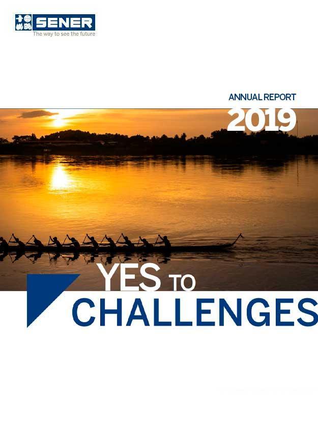 SENER Annual Report 2019