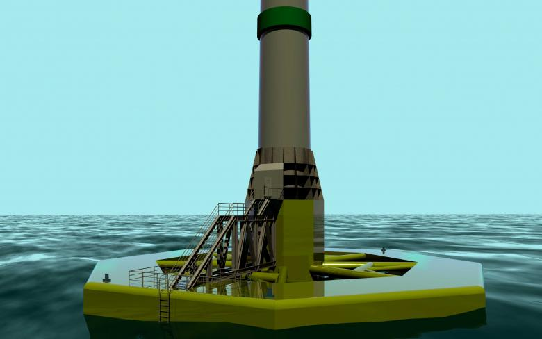 Solutions for offshore windfarms