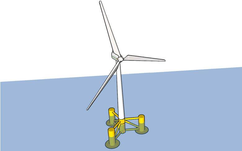 SEAPOWER: soluciones innovadoras para la generación de energía eólica marina