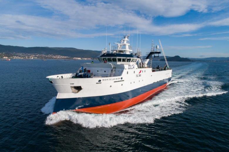 NODOSA Shipyard relies on the FORAN system to build a stern freezer fishing trawler for FERRALEMES Ltd.