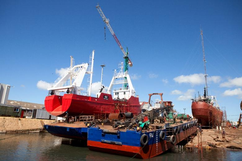 SENER Marine firma un contrato de FORAN con TECNOPESCA ARGENTINA S.A.