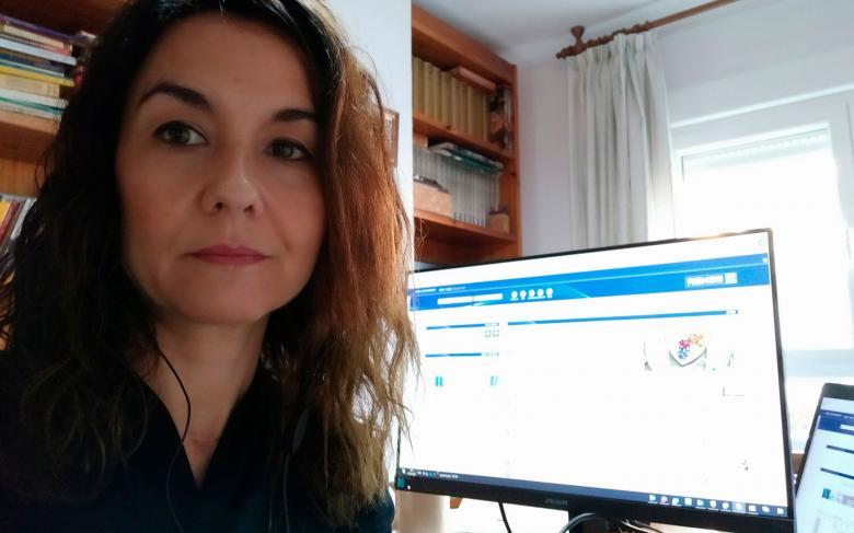 Carmen Rivadeneira, expert in rail transport