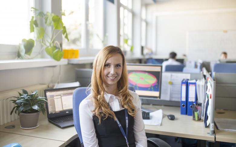 Katarzyna Okulska-Gawlik, Project Manager at SENER Aeroespacial in Poland