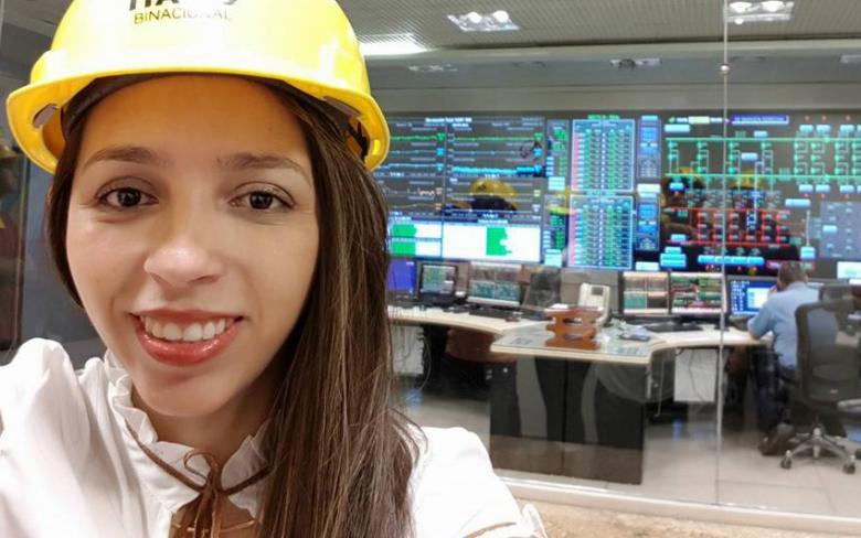 Priscila Teles, project manager in SENER Brazil