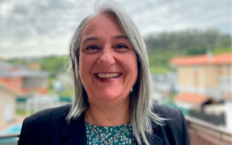 'Cultural diversity enriches our professional experience.' Susana Domingo