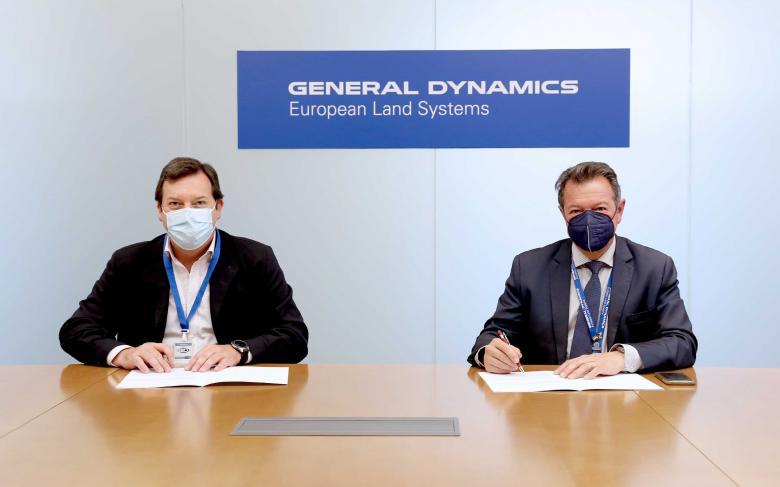 GDELS-Santa Bárbara Sistemas y SENER Aeroespacial unifican tecnologías para producir plataformas de conducción autónoma