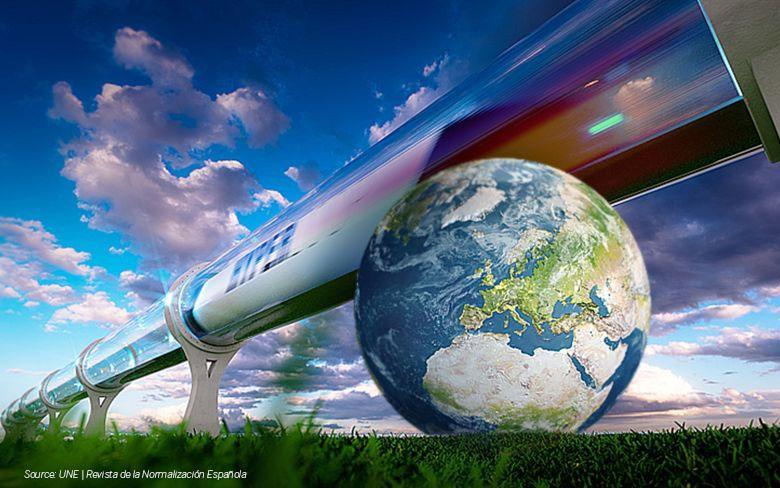 SENER  participates in UNE's Hyperloop Technology Standardization Committee