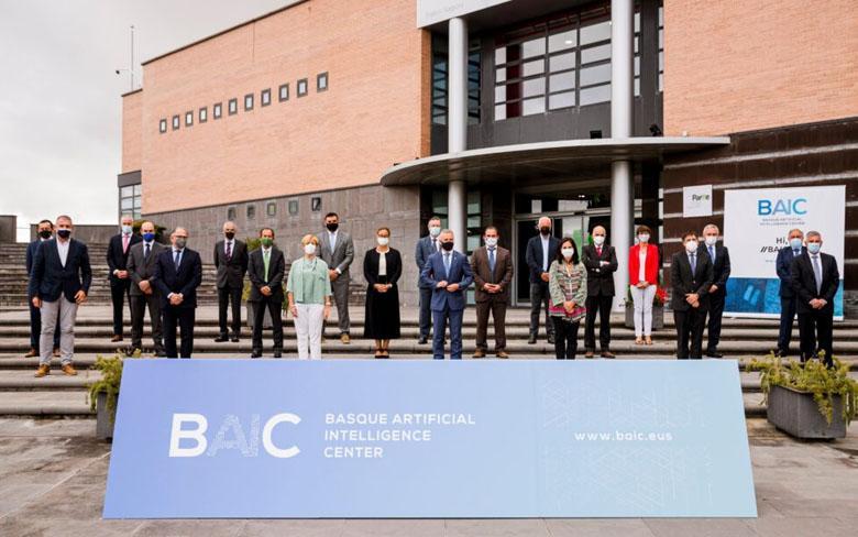 SENER forma parte de BAIC, el Centro Vasco de Inteligencia Artificial
