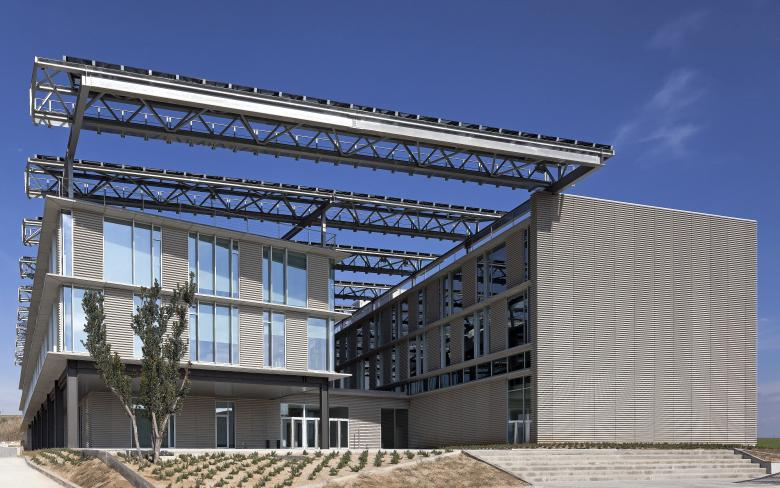SENER headquarters in Catalonia awarded VERDEGBCe certification by Green Building Council España