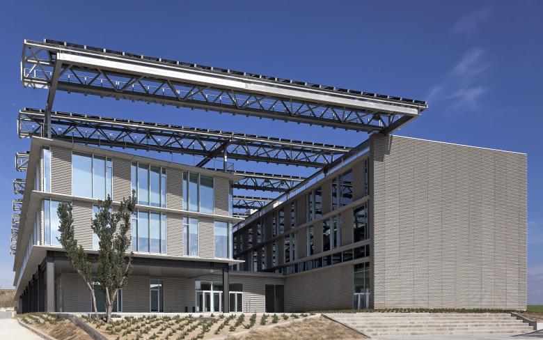 La sede de SENER en Cataluña consigue la certificación VERDEGBCe del Green Building Council España
