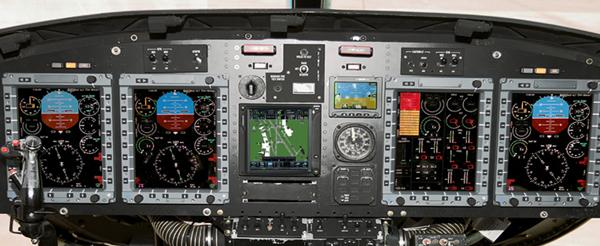 SENER exhibe en International Military Helicopter sus capacidades en modernización de aeronaves