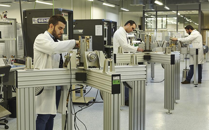 SENER entra en la producción en serie de sistemas aeroespaciales