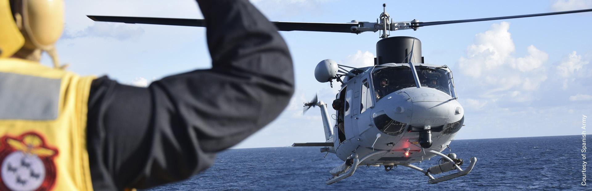 Modernización de los helicópteros AB-212