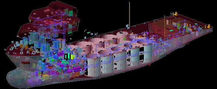 SENER presenta dos trabajos en el Congreso Marítimo de SNAME