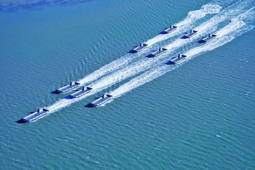 FORAN upgrades to improve shipbuilding efficiency