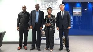 SENER firma un contrato con Gas Entec Co. Ltd para desarrollar la ingeniería de un buque de 1200 pasajeros para Tanzania