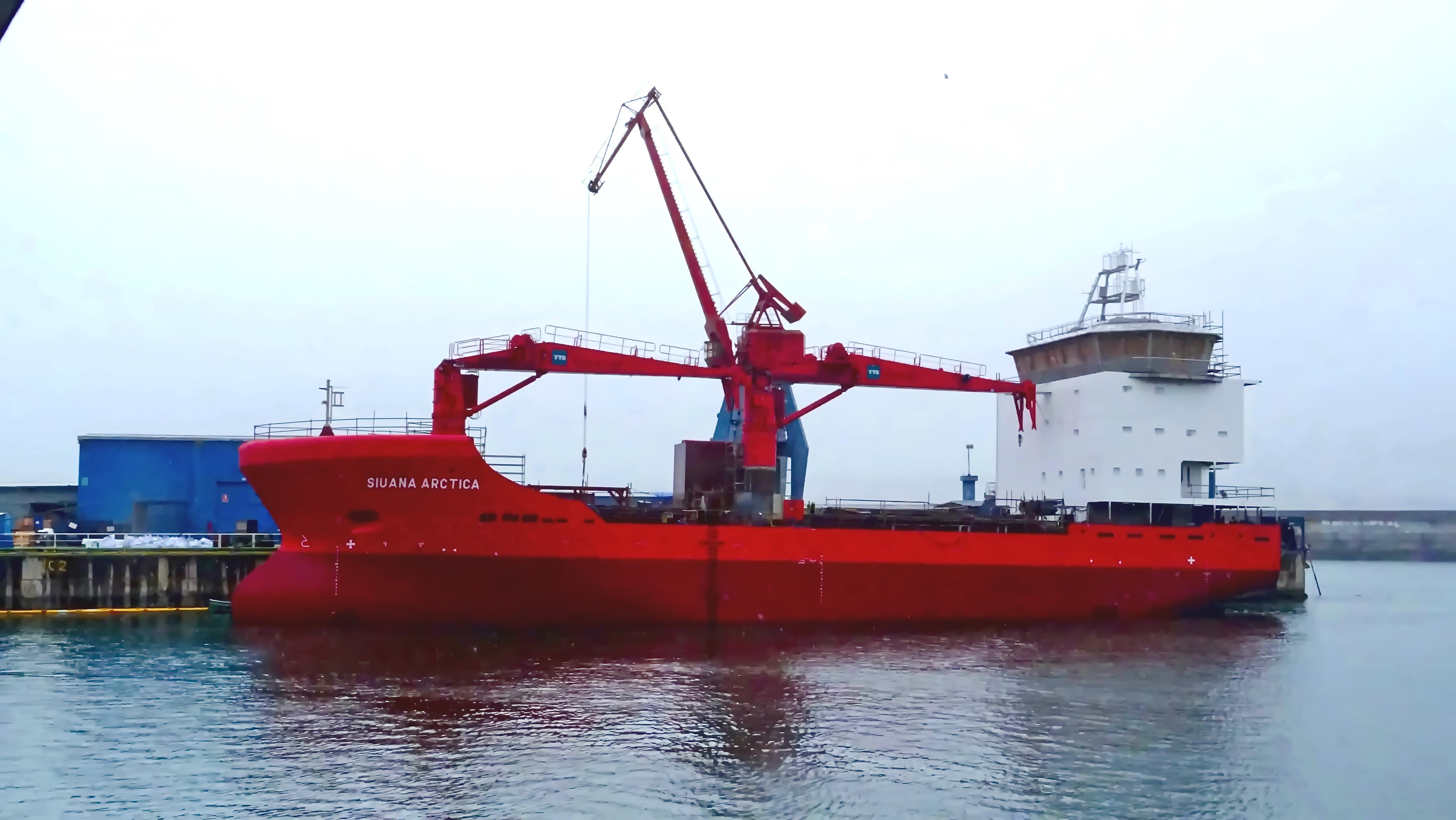 Zamakona Yards relies on FORAN to build two reefer vessels