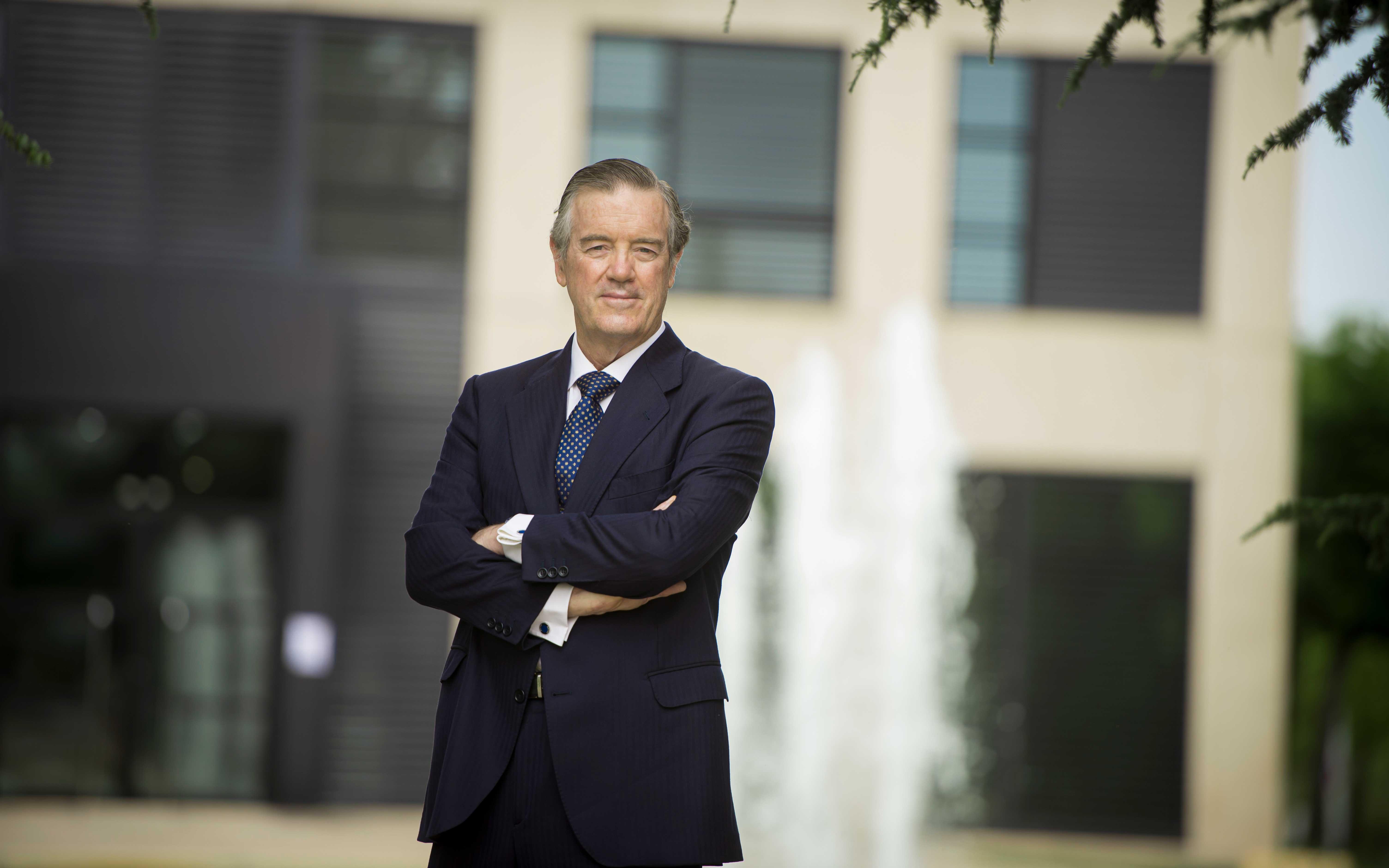 Andrés Sendagorta, new President of the SENER Group